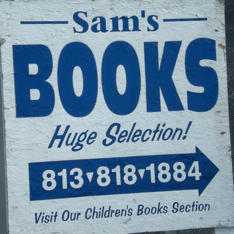 Sam's Books