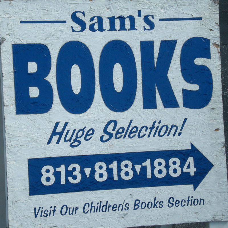 Sam's Books
