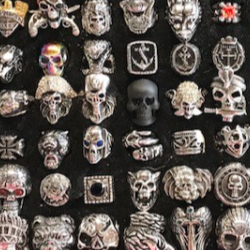 Skull Jewelry and more