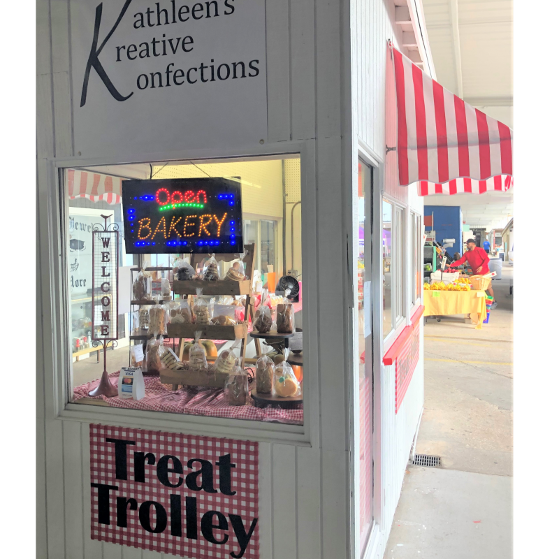 The Treat Trolley