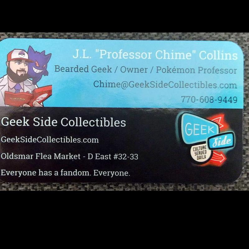 Geek Side Collectibles