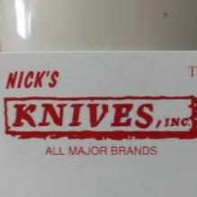 Nicks Knives